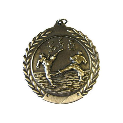 """2.25"""" Karate Medal"""