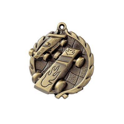 """2"""" Derby Medal"""