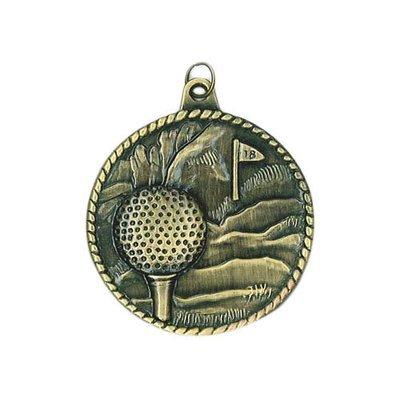 "2"" Golf Medal"