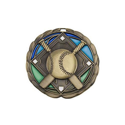 """2.5"""" Baseball Medal"""