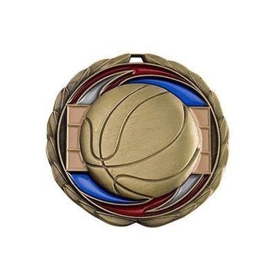 """2.5"""" Basketball Medal"""