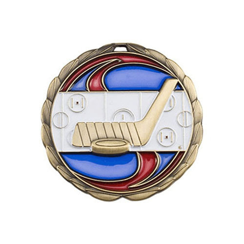 "2.5"" Hockey Medal"