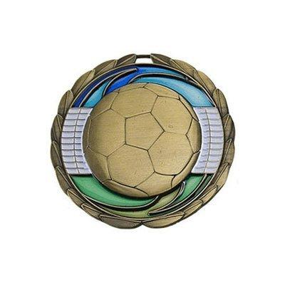 """2.5"""" Soccer Medal"""