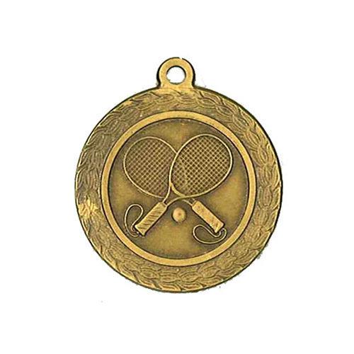 "1.3125"" Tennis Medal"