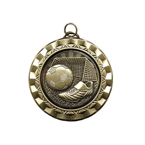"""2.375"""" Soccer Medal"""