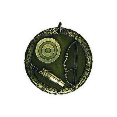 "2"" Archery Medal"