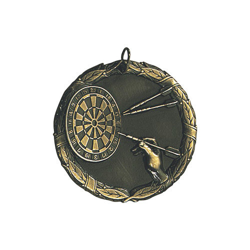 """2"""" Darts Medal"""