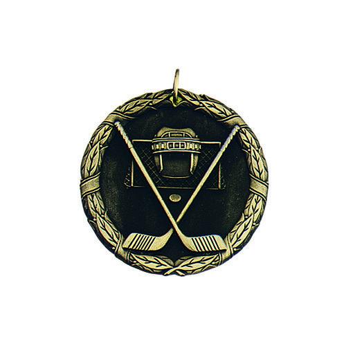 """2"""" Hockey Medal"""