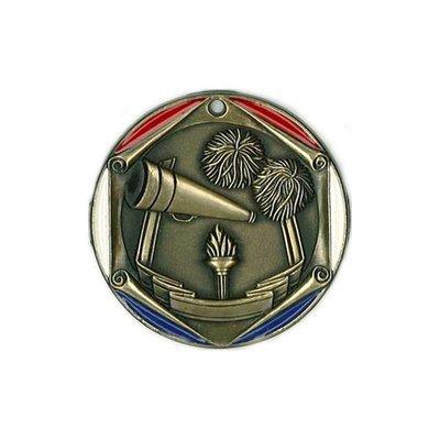 """2"""" Cheerleading Medal"""