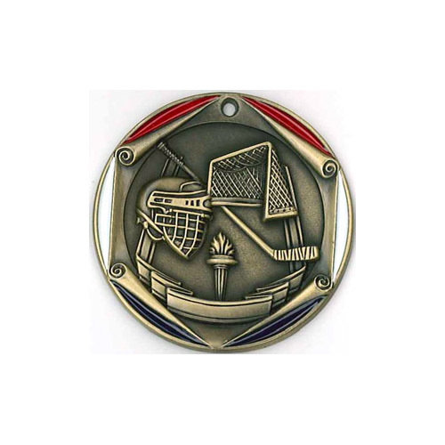 "2"" Hockey Medal"