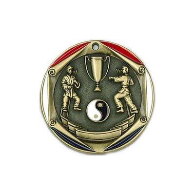 """2"""" Martial Arts Medal"""