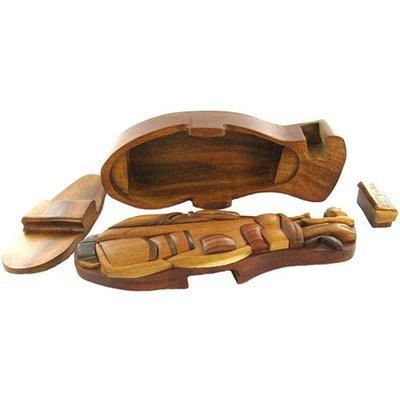 Wooden Golf Bag 3D Puzzle