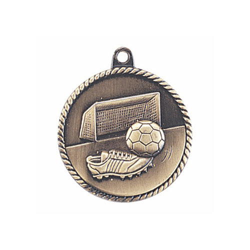 """2"""" Soccer Medal"""