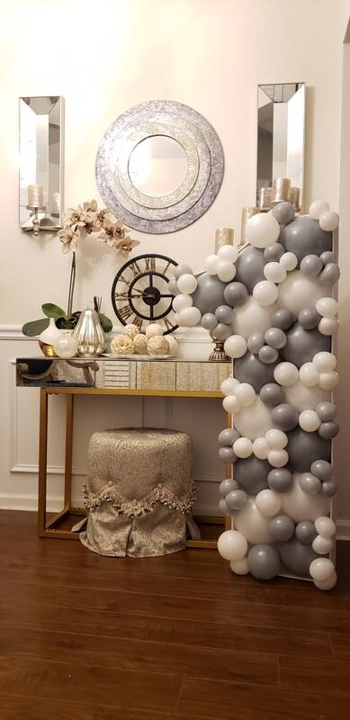 Balloon Structure - Mosaic