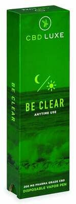 Be Clear Disposable Vape Pen