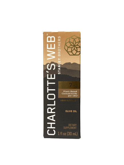 CHARLOTTE'S WEB olive oil 30ml - 7mg/ml
