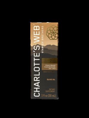 CHARLOTTE'S WEB olive oil 30ml - 7mg/ml