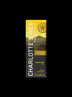 CHARLOTTE'S WEB lemon 30ml - 60mg/ml