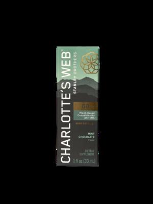 CHARLOTTE'S WEB mint chocolate 30ml - 60mg/ml