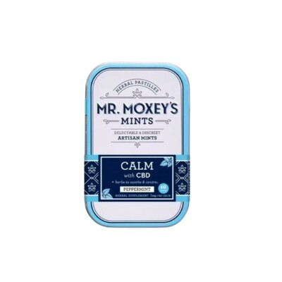MR. MOXEY'S calm mints - 300mg