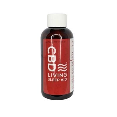 CBD LIVING cherry sleepaid - 120mg