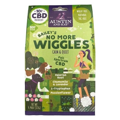 10mg No Wiggles Biscuits