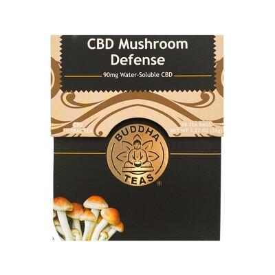 Mushroom CBD Tea