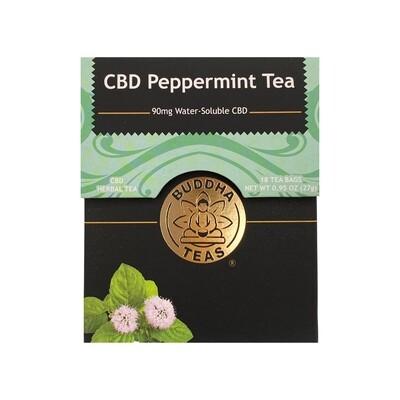 Peppermint CBD Tea