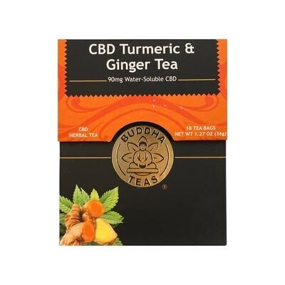Tumeric CBD Tea