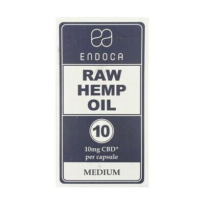 10mg 120ct Raw Hemp Capsules