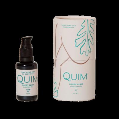 Quim Happy Clam Oil