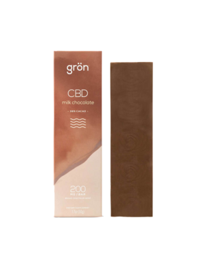 Gron 200mg Milk Chocolate