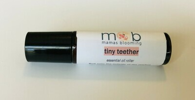 Tiny Teether Essential Oil Roller