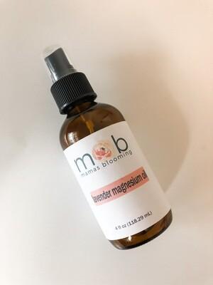 Lavender Magnesium Oil Spray