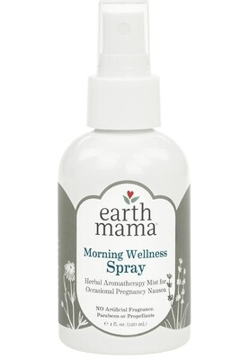 earth mama Morning Wellness Spray