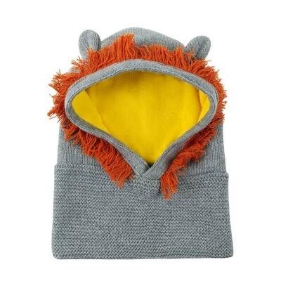 Zoochini Lion Balaclava Hat