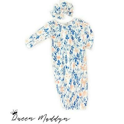 Queen Maddyn Ava Baby Gown