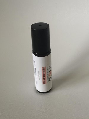 mama moon flow essential oil roller