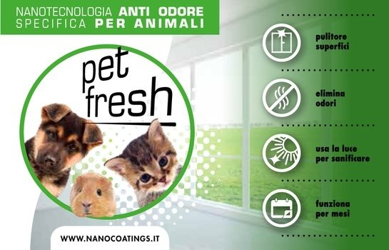 Pet Fresh Antiodore (200 ml)