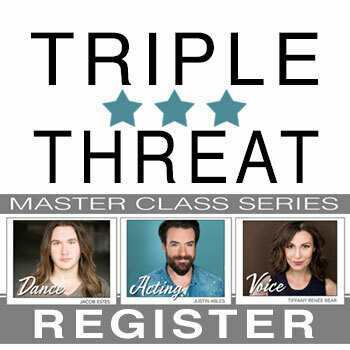 TRIPLE THREAT - Online Master Class