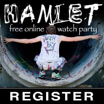 Zoom Watch Party - Forte's Hamlet
