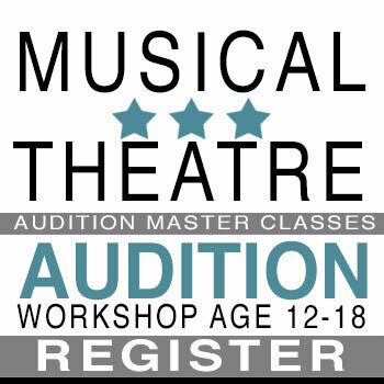 Youth Musical Theatre Auditions - Online Master Class