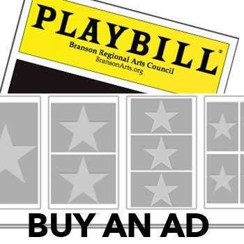 PLAYBILL PROGRAM AD