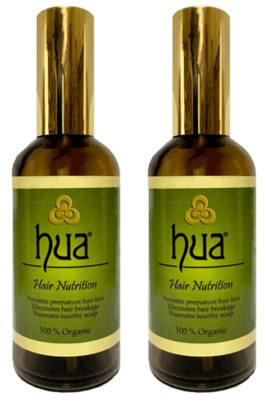 Hua Hair Nutrition - 2 PACK