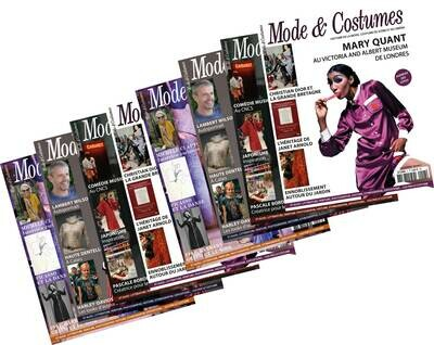 Abonnement 2 ans (8 numéros) / 2-years subscription (8 issues)