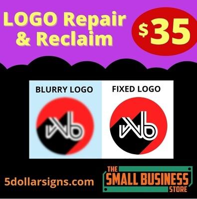 Logo Repair & Reclamation