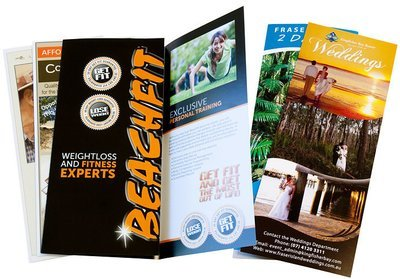 2500 Full Color Brochures