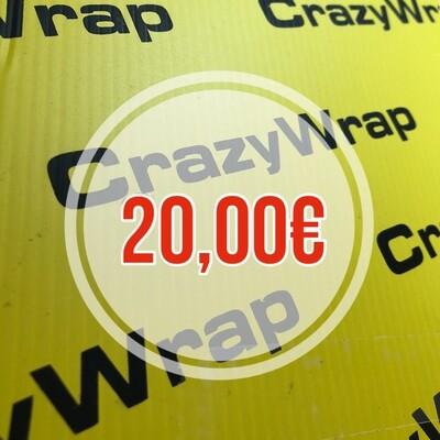 Adesivo personalizzato da: 20,00€