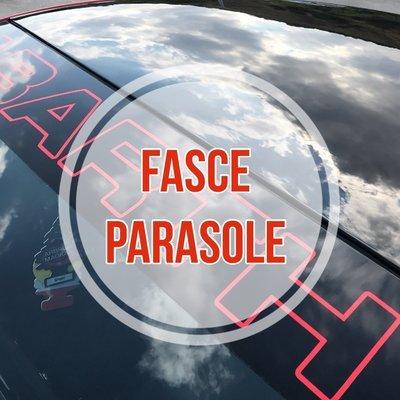 Fascia Parasole per 500 - GPA - EVO - 124