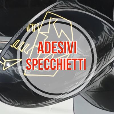 Adesivi Specchietti per 500 - GPA - 2pz.